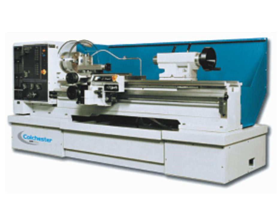 Manual milling machine by aerotech precision limited