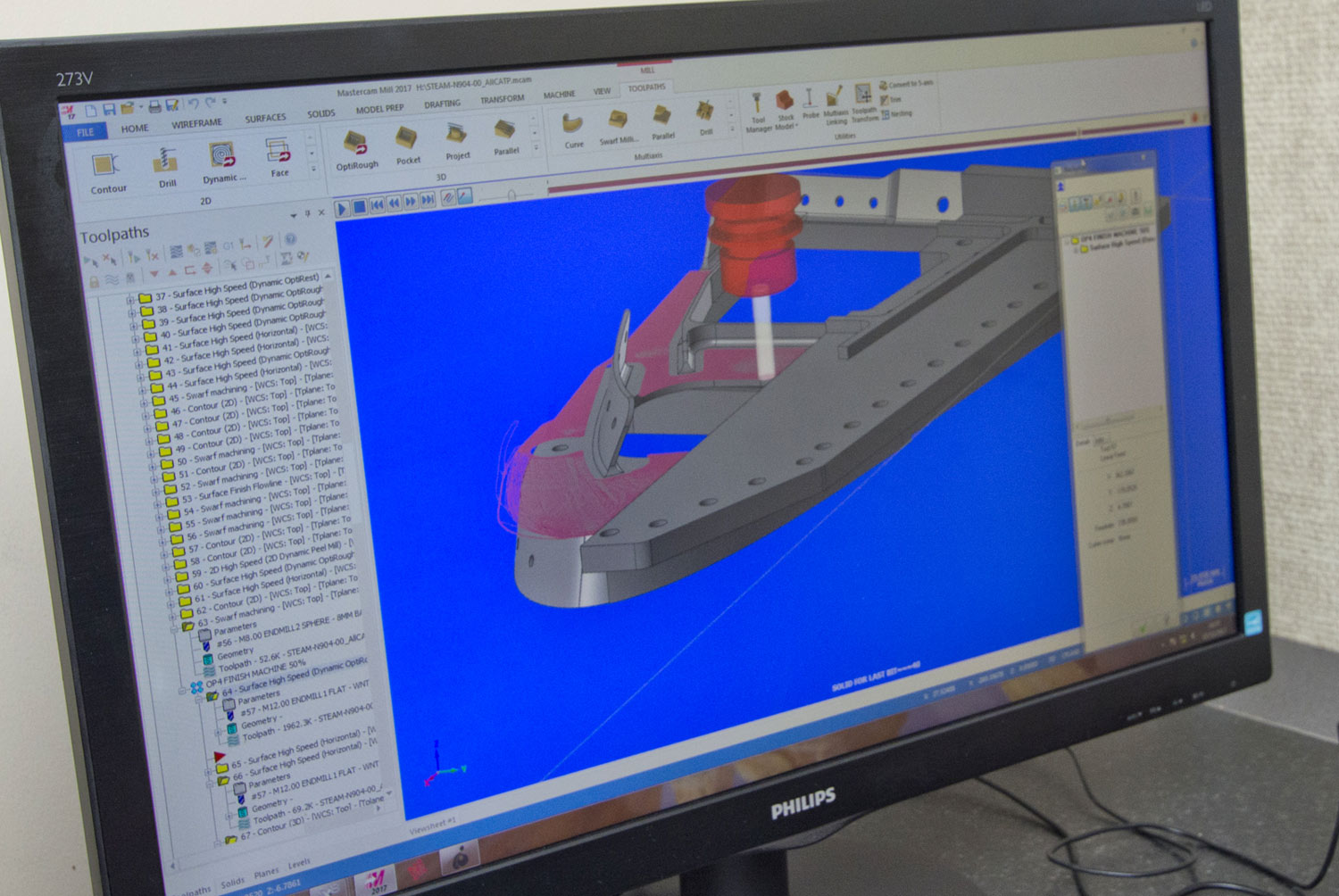 cad/cam software services from aerotech precision